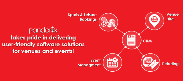 Pandarix takes pride in delivering user-friendly Event and venue management software solution
